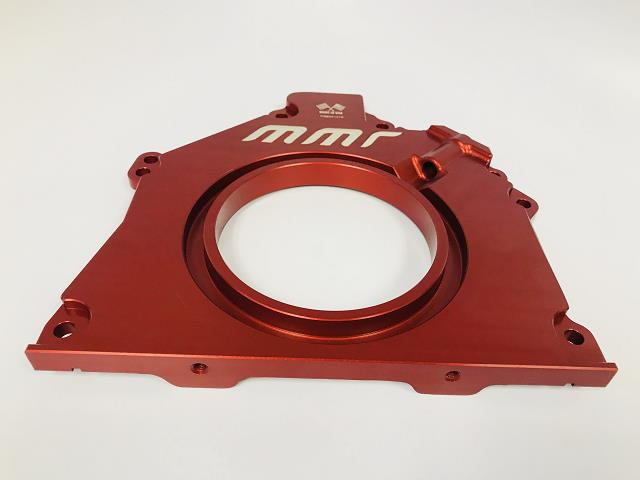 2011 17 Coyote 5 0 5 2 Billet Rear Main Seal Cover Support