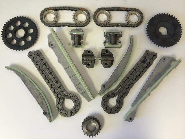 Timing/Chains/Guides : Modular Motorsports, Home of the Worlds