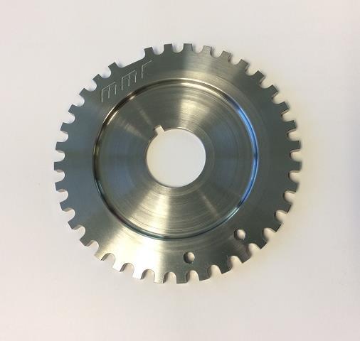 Billet Trigger reluctor Wheel 4 6 / 5 4 , GT / Cobra / GT500 [400046
