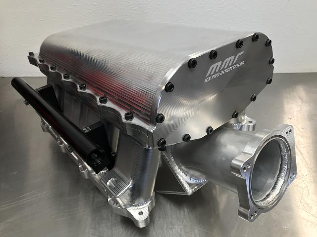 MMR Billet ICX PRO Intercooled Manifold for ALL 5 0 / 5 2