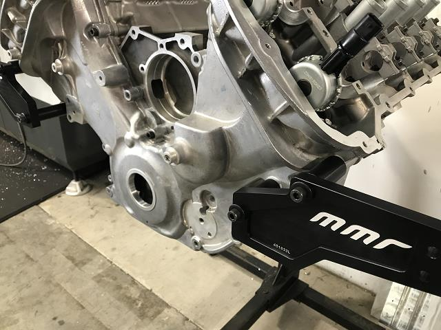 MMR Motor Plate / Front Engine Mounts for all 5 0 Coyote