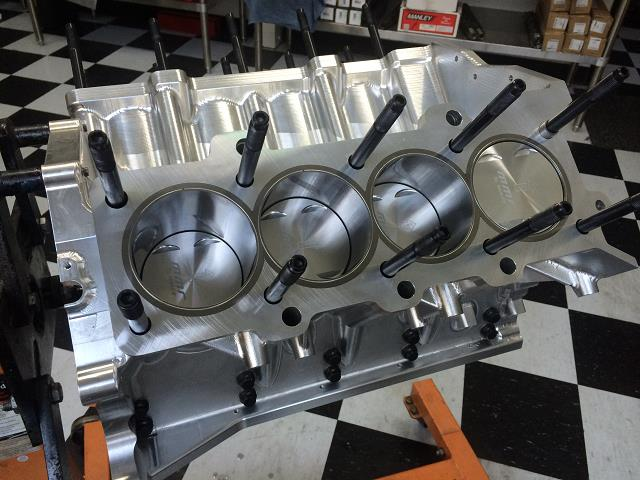 5 0 4V/TIVCT COYOTE : Modular Motorsports, Home of the