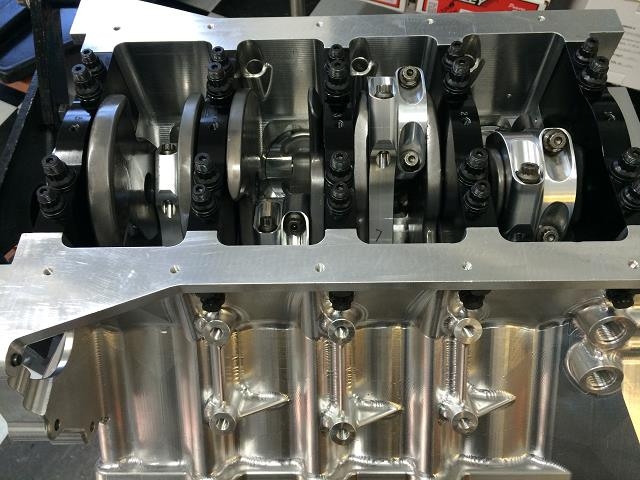 Mmr Tall Deck Coyote Gen X 3500hp Billet Shortblock 5 4