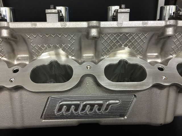 Manifolds / Cylinder Heads : Modular Motorsports, Home of