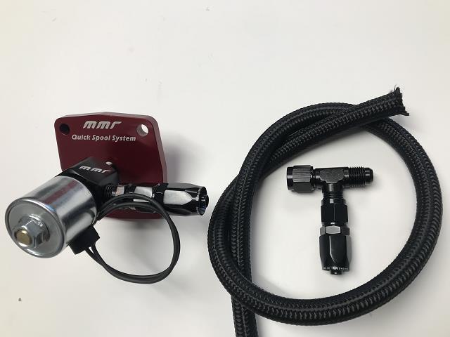QSS MMR Quick Spool System Turbo 400 & Powerglide