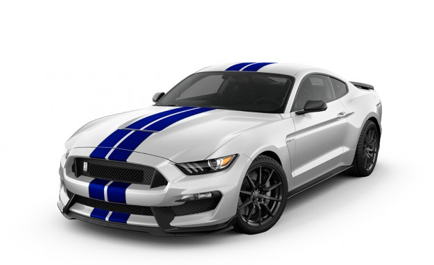 2016 - 2017 shelby gt350 : modular motorsports, home of the worlds